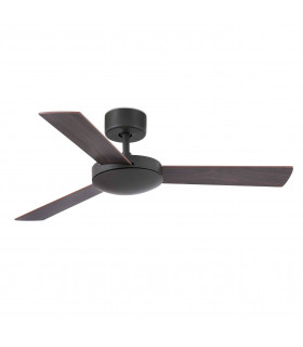 Ventilateur de plafond marron Mini Mallorca