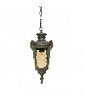 Suspension Philadelphia, bronze antique