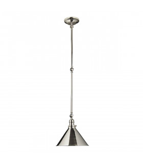 Suspension flexible Provence, bronze vieilli