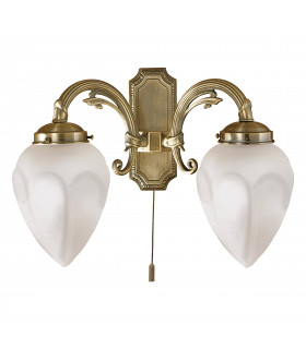 Chandelier IMPERIAL 2 ampoules